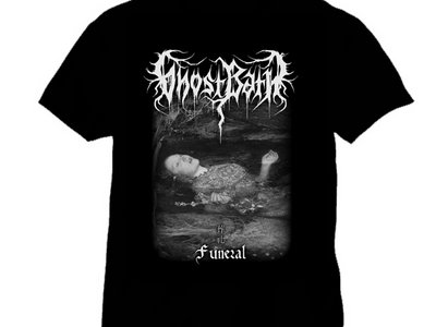 """Funeral Limited T-Shirt"" main photo"