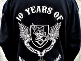 Chrome Division 10 years anniversary Hoodie photo