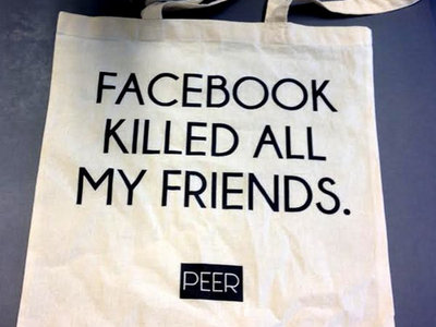 "Beutel - ""Facebook killed all my friends"" main photo"
