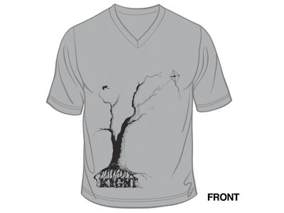 Men's Tree Design T-shirt main photo