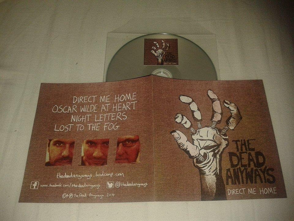 Cd Copy Of The Ep Direct Me Home By The Dead Anyways Includes Unlimited Streaming Of Direct Me Home Via The Free Bandcamp App Plus High Quality Download