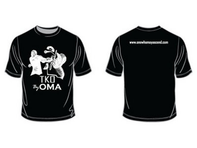 """TKO By OMA T-Shirt"" main photo"