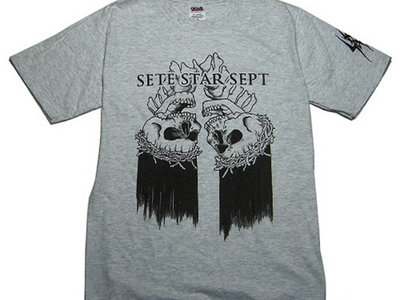 Royalty Death T-shirt - Gray main photo