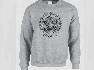 Gladiatorial Passion Sweatshirt main photo