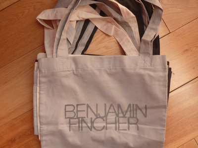 "Tote Bag ""Benjamin Fincher"" main photo"