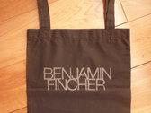 """Tote Bag """"Benjamin Fincher"""" photo"""
