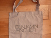 Pack Benjamin Fincher = Vinyl + CD + Tote Bag photo