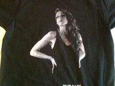 Black T-shirt photo