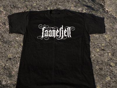 "Faanefjell - ""Fare for troll"" t-shirt main photo"