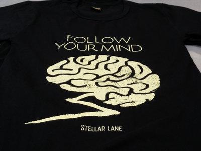 Stellar Lane T-SHIRT - FOLLOW YOUR MIND main photo