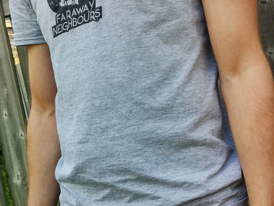 Heather Grey T-Shirt (Men's and Women's) main photo