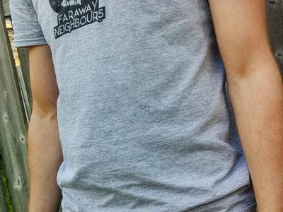 Heather Grey T-Shirt (Men's and Women's) main photo