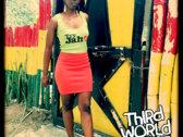 """""""Try Jah Love"""" Tank Top - Ladies in Mint Green, Seaside Blue or Black photo"""