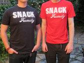 Snack Family Logo T-Shirt photo