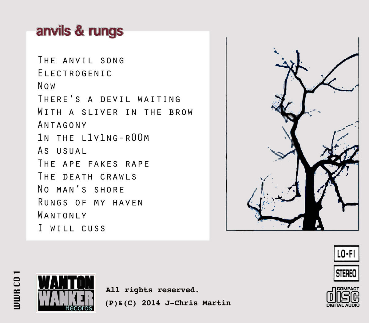 The Anvil Song