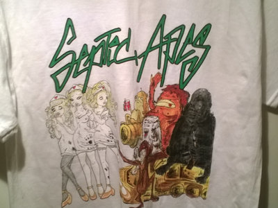 Apes and Nurses T-Shirt main photo