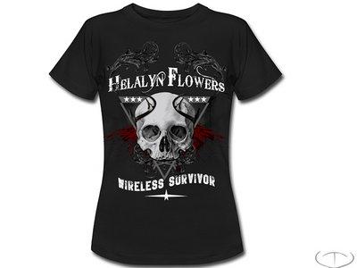 Wireless Survivor Woman T-Shirt main photo
