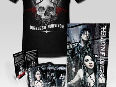 Wireless Survivor Platinum Package - Man T-Shirt main photo