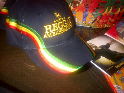 SPECIAL! Reggae Ambassador Hat & Under The Magic Sun CD main photo