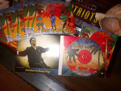 Get UNDER THE MAGIC SUN & PATRIOTS - 2 CD bonus set x Third World main photo