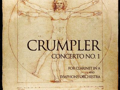 Crumpler Clarinet Concerto No. 1 (Solo Part in A) main photo