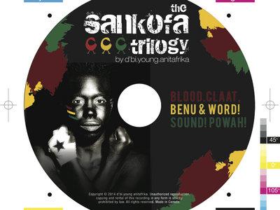 the sankofa trilogy dvd main photo