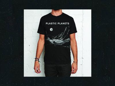 Plastic Planets 'Moon Rock' T-Shirt main photo