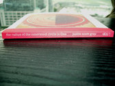 "AMOK073cd - justin scott gray - ""the radius of the innermost circle is One"" CD photo"