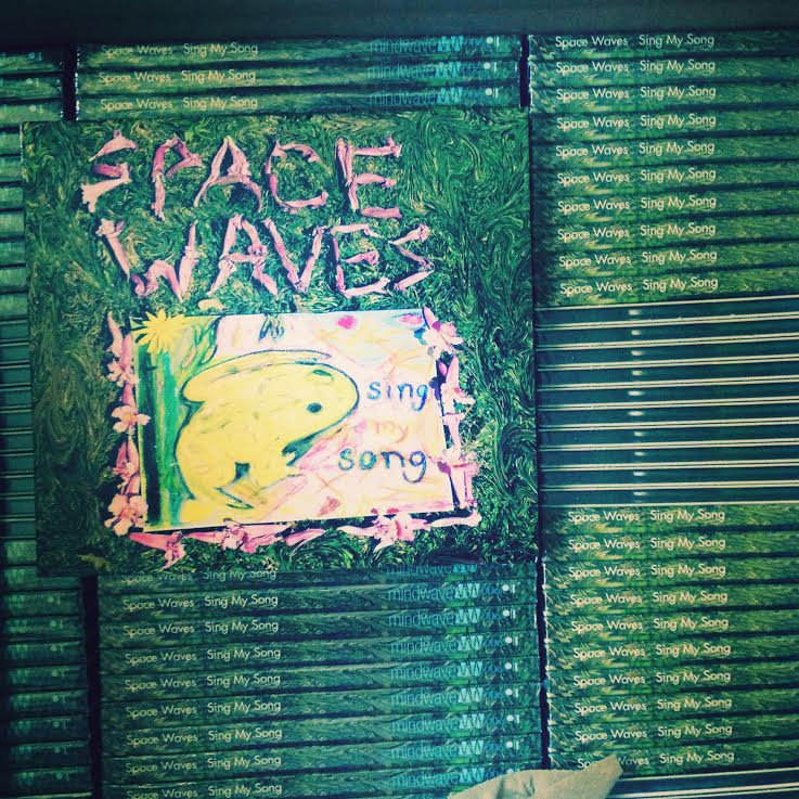Sing My Song album | Space Waves