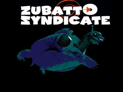 "Zubatto Syndicate ""Iggy"" T-Shirt main photo"