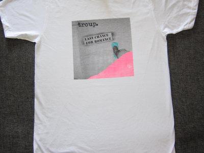 Men's/unisex album art American Apparel t-shirt main photo