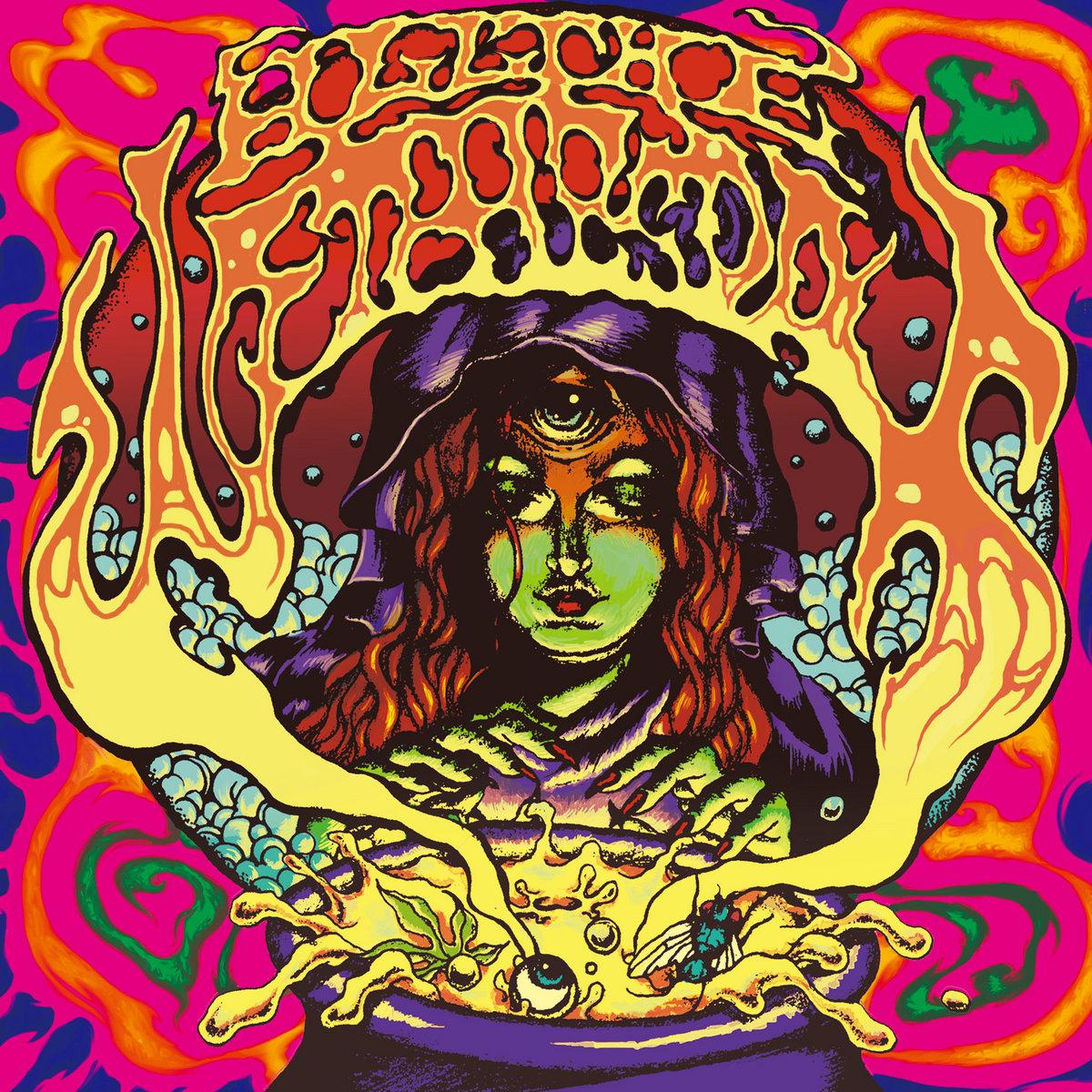 All The Witches' Day Doom/Stoner/Sludge compilation | Bonten
