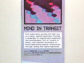 Mind In Transit VHS photo