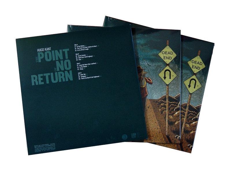 Zip] hugo kant -the point of no return ( full album leaked.