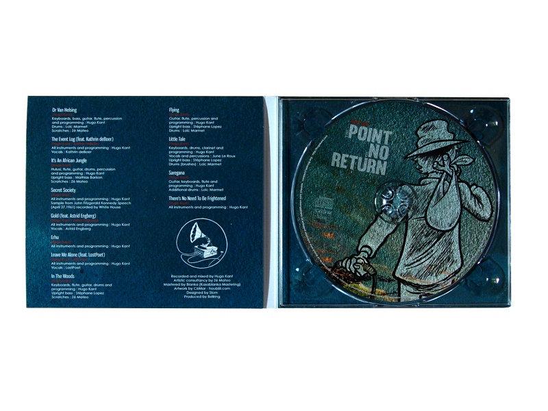 The shakedown (hugo kant remix) | renegade brass band.
