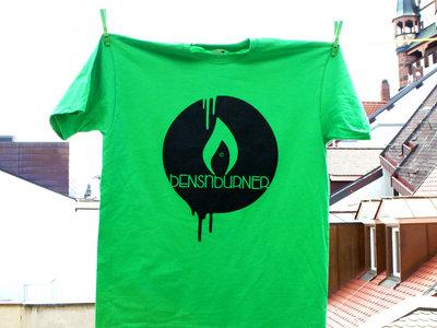 logo shirt - green main photo