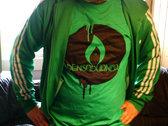 logo shirt - green photo