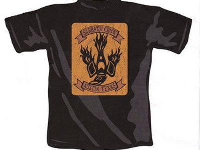 Closeout!! Sabbath Crow original old-school 1st ever crow design t-shirt main photo