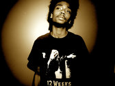 """12 Weeks"" Shirt photo"