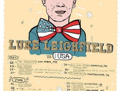 USA Tour 2014 Poster main photo