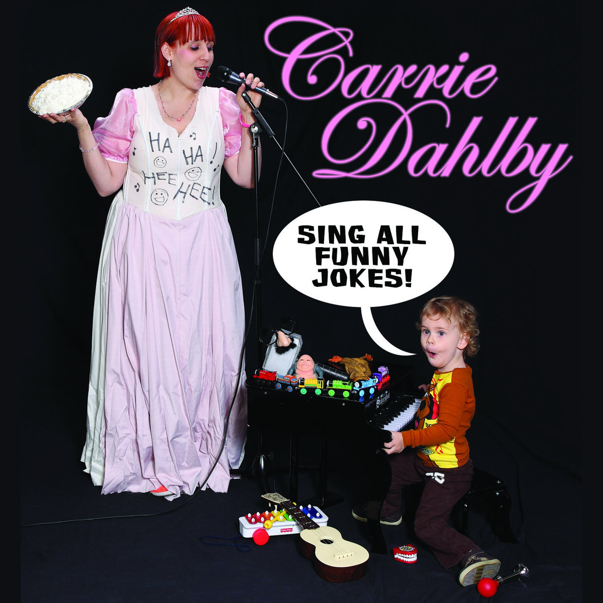 084b4604a Sing All Funny Jokes | Carrie Dahlby
