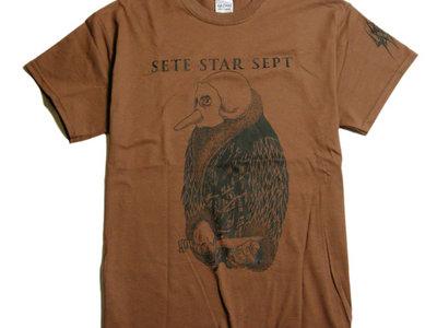 """Bird"" T-shirt main photo"