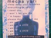 AN ASSORTMENT OF MECHA YURI STICKERS! photo