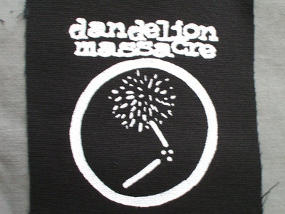Broken Dandelion Logo Patch main photo