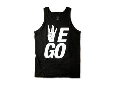 """Westside WeGo"" Tank in Black main photo"