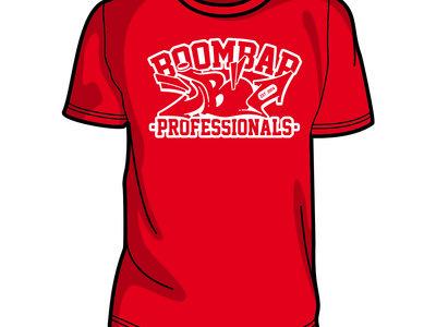 BBP 'B' T-shirt (Red) main photo