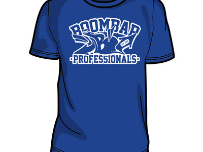 BBP 'B' T-shirt (Royal Blue) main photo