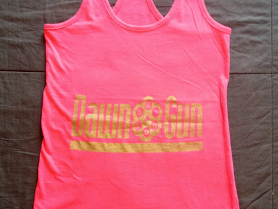 Limited Edition Dawn Gun Slingback Tanks (Hot Pink) main photo