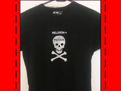 Religion = Poison by Psychiceyeclix main photo