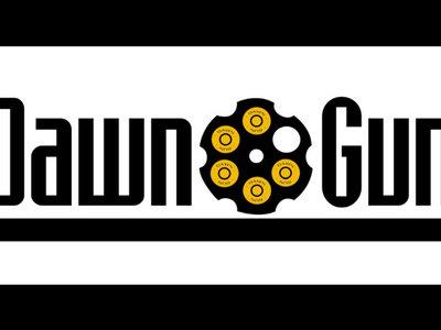 Dawn Gun Logo Stickers main photo